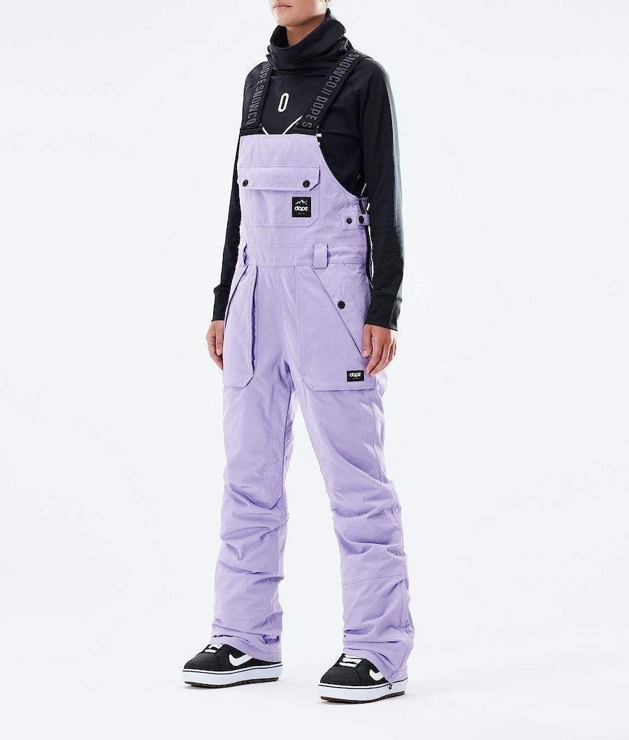 Dope Notorious B.I.B W Snowboardhose Damen Faded Violet
