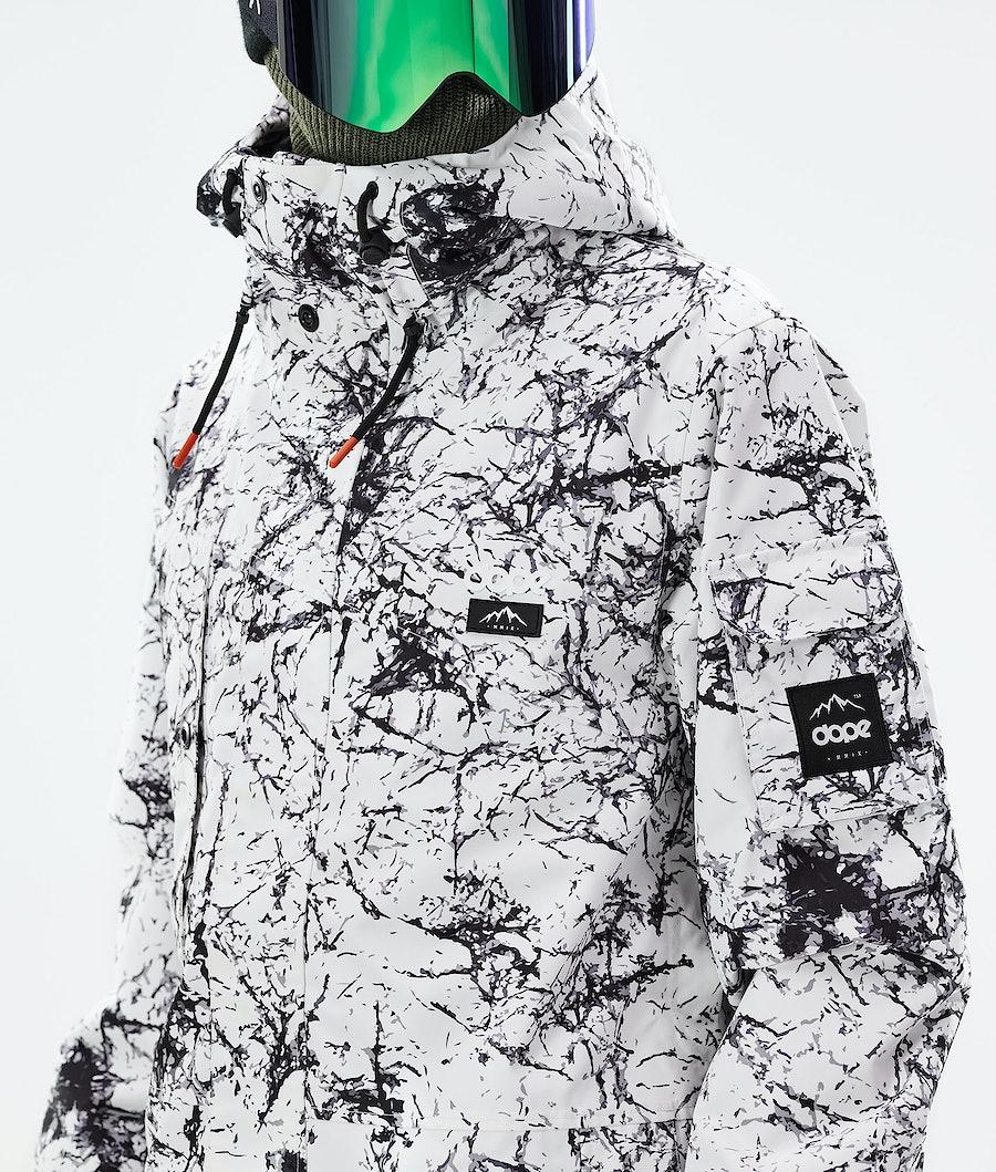 Dope Adept Snowboard Jacket Rock