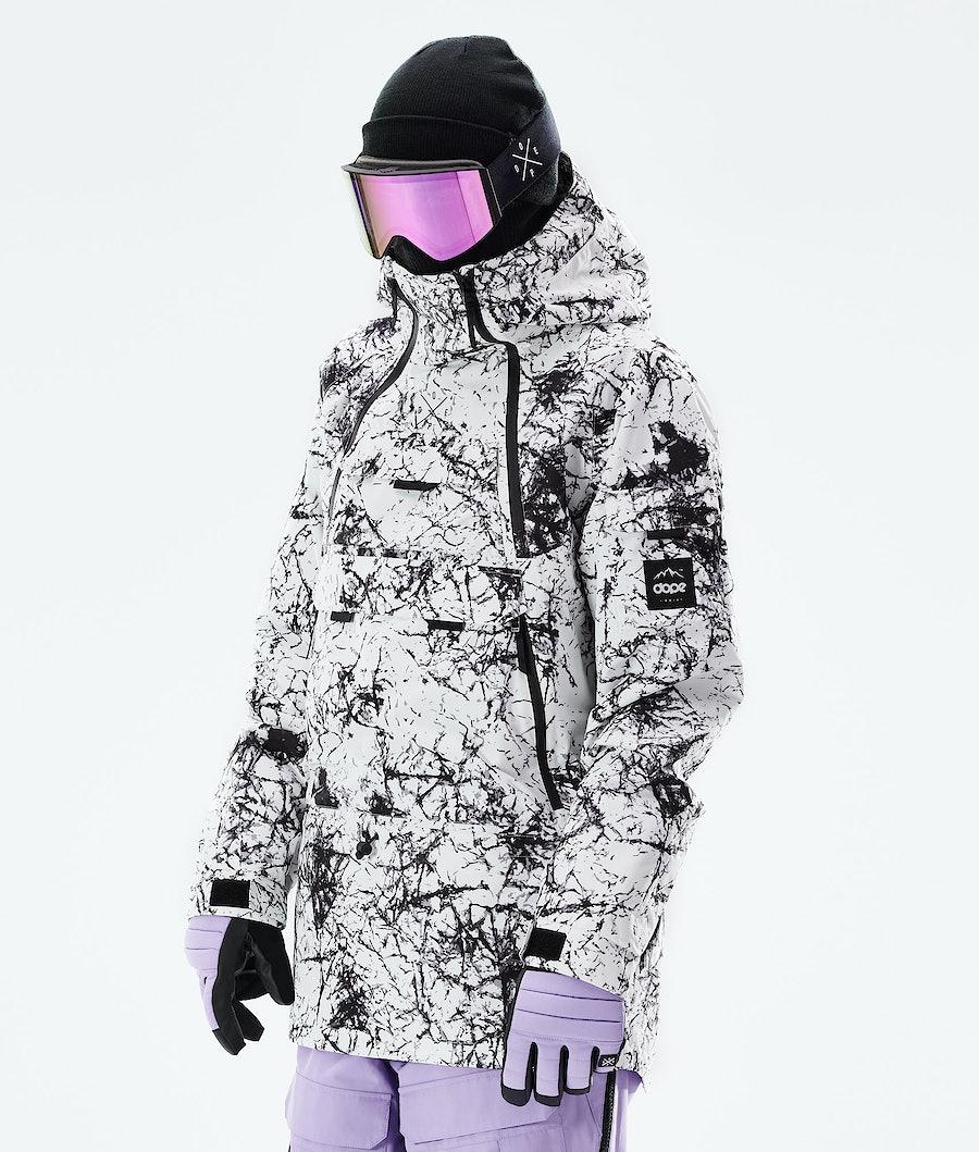Dope Akin Snowboard Jacket Rock
