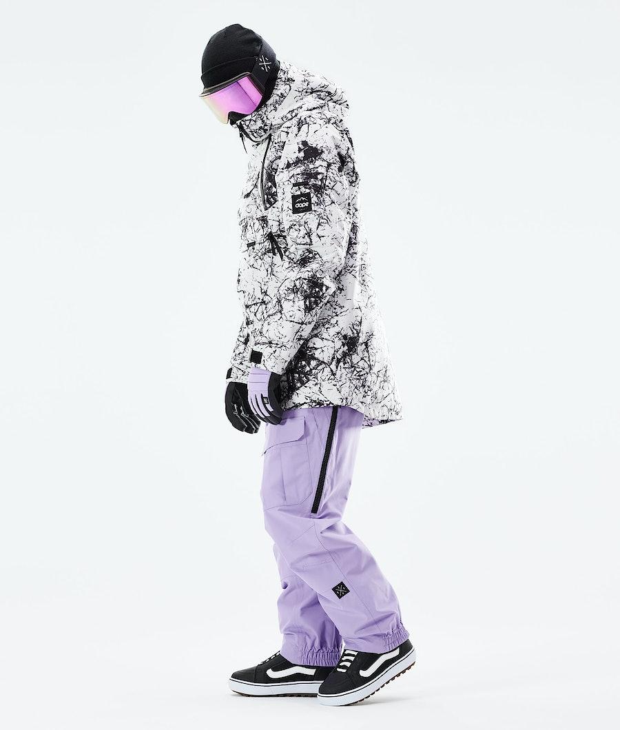 Dope Akin Snowboardjacka Rock