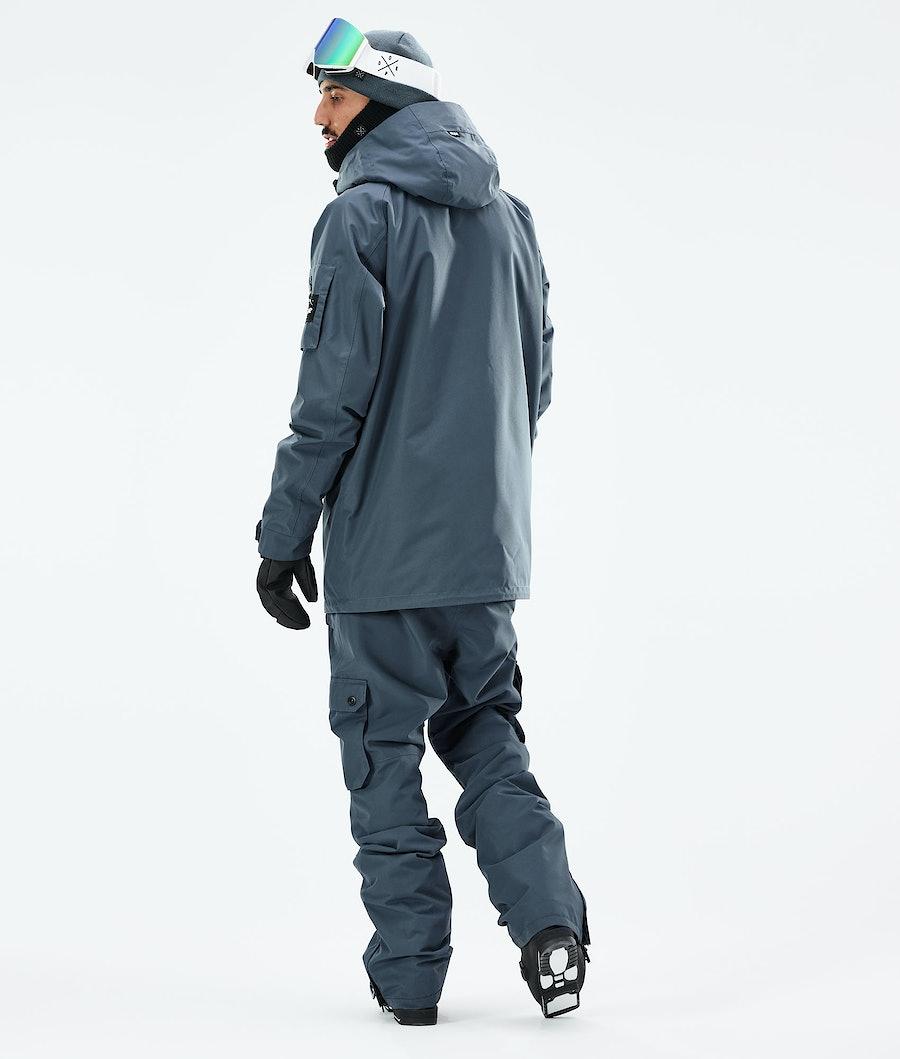 Dope Annok Skijacke Metal Blue