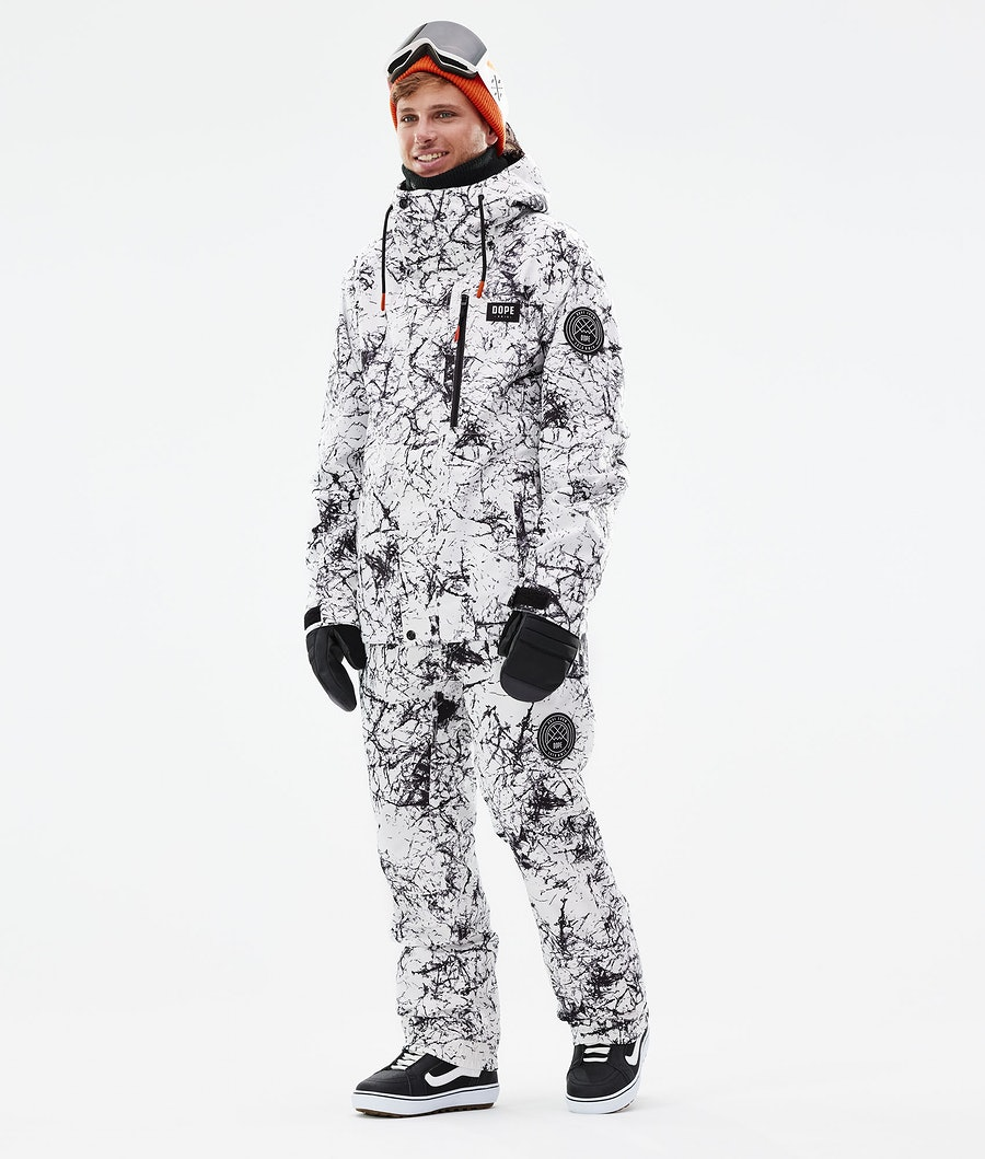 Dope Blizzard FZ Snowboardjacka Rock