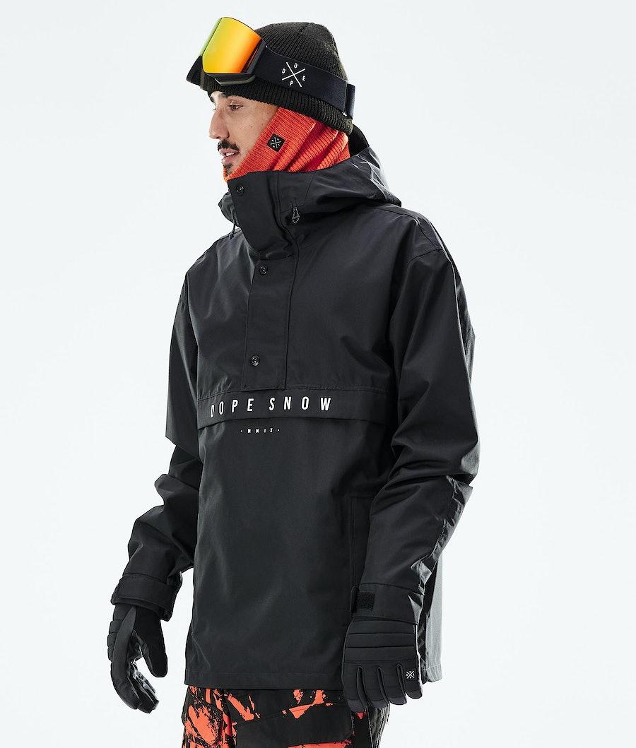 Dope Legacy Skijacke Black