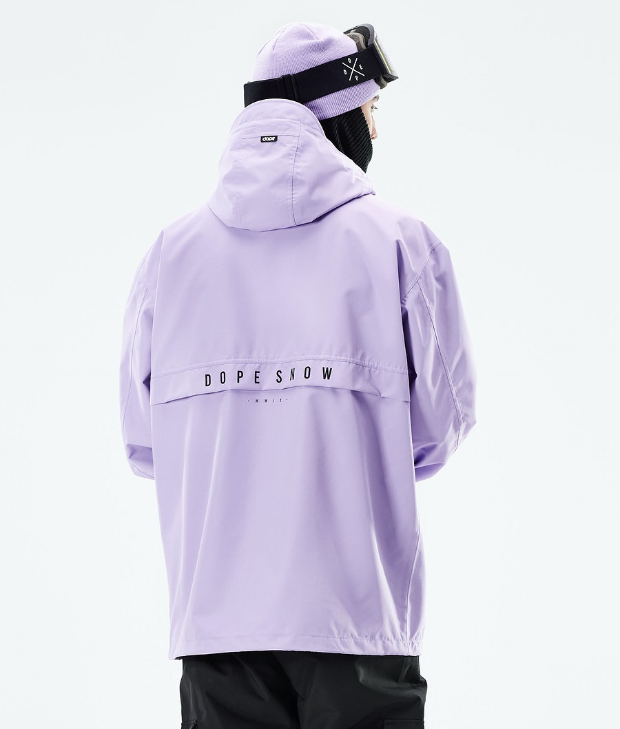 Dope Legacy Snowboard Jacket Faded Violet