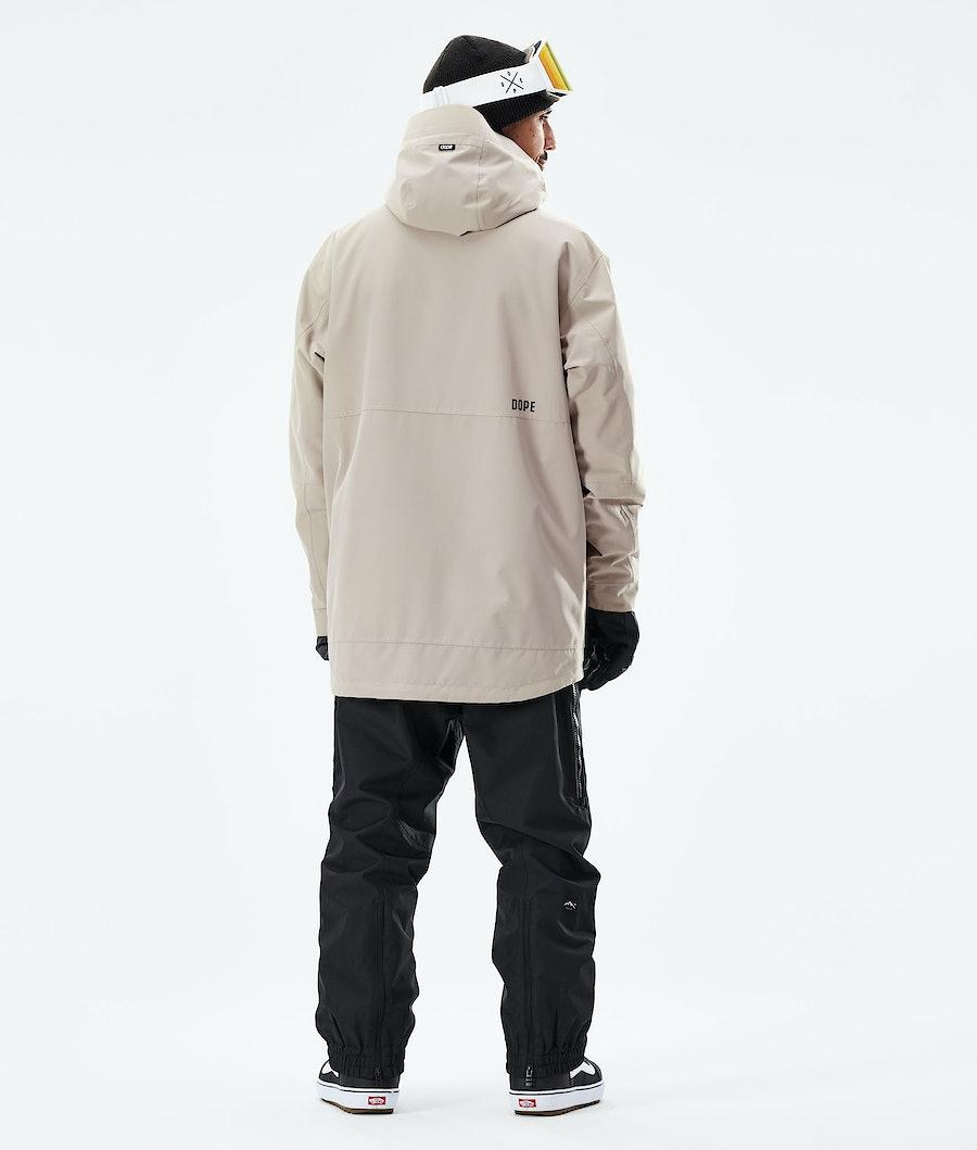 Dope Mojo Snowboard Jacket Sand