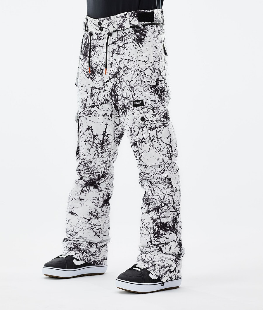 Dope Iconic Snowboard Pants Rock