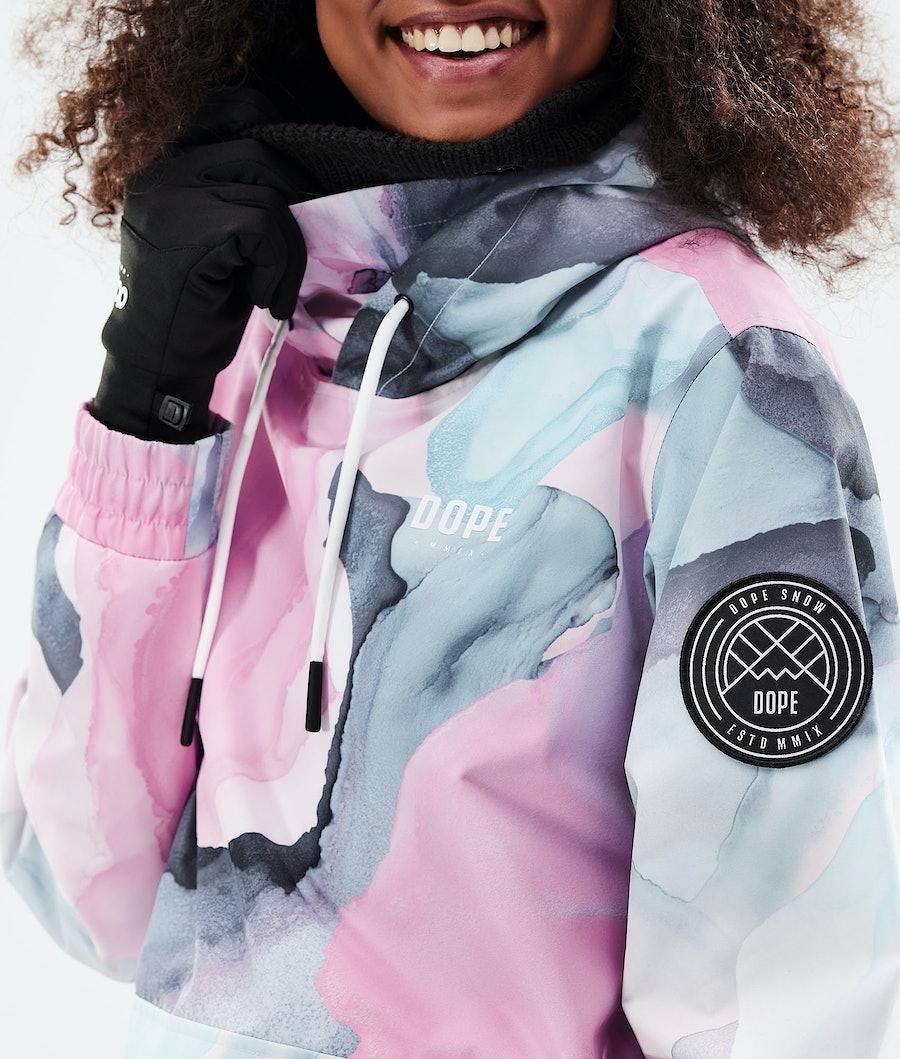 Dope Wylie W Snowboardjacke Damen Blot