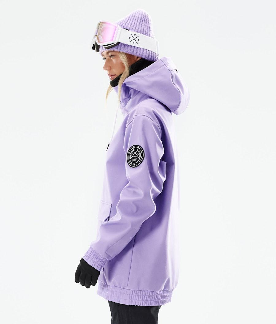 Dope Wylie W Snowboardjacke Damen Faded Violet