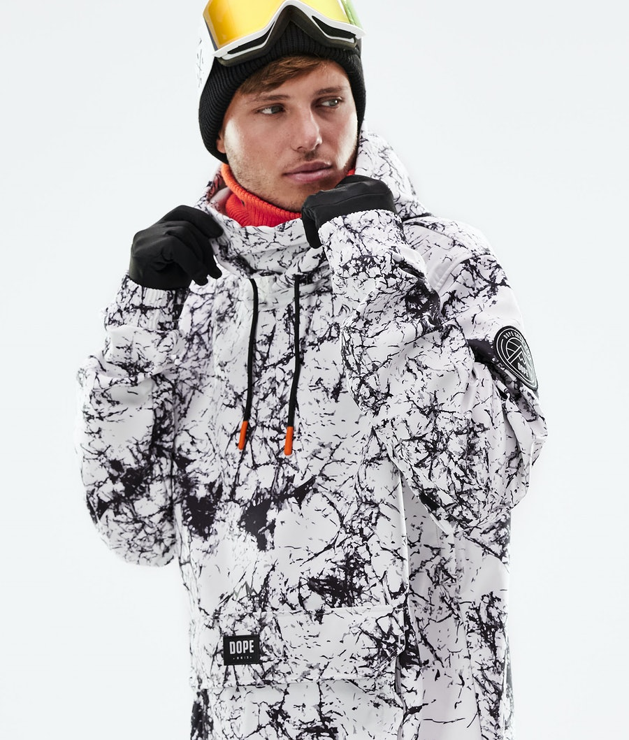 Dope Wylie Snowboardjacka Rock