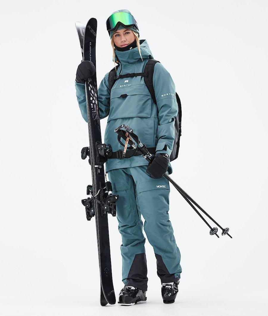 Montec Dune W Women's Ski Jacket Atlantic