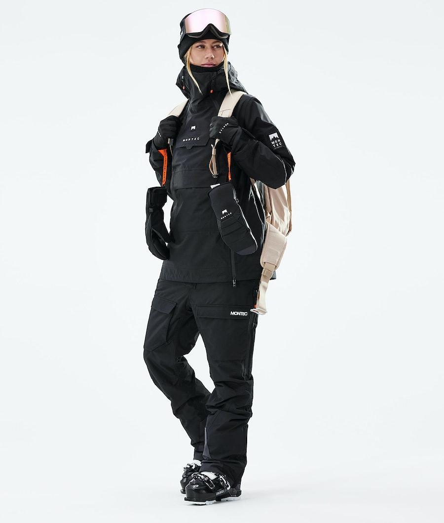Montec Doom W Women's Ski Jacket Black