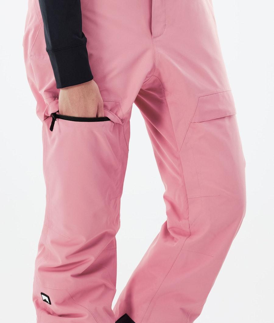 Montec Dune W Women's Ski Pants Pink
