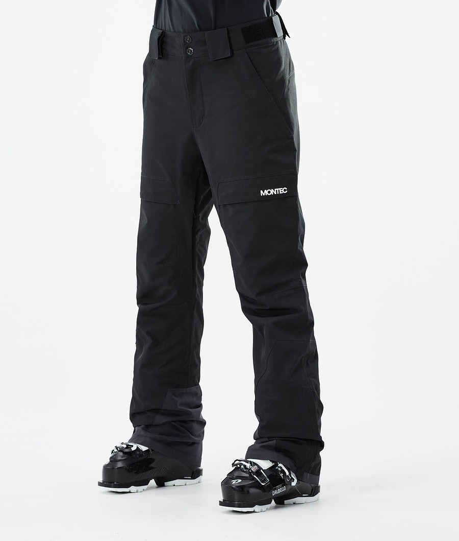 Montec Dune W Ski Pants Black