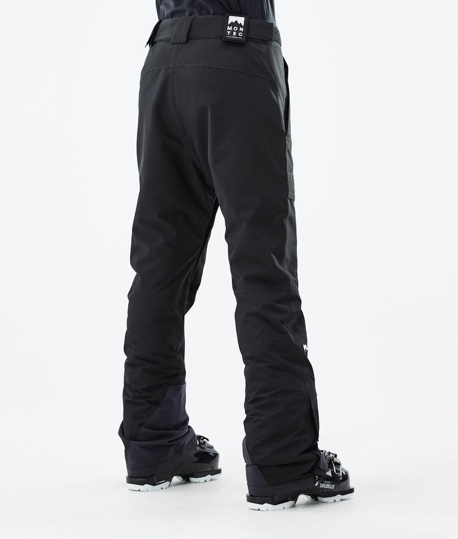 Montec Dune W Women's Ski Pants Black