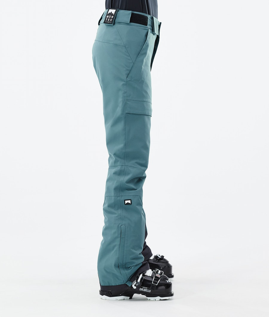Montec Dune W Women's Ski Pants Atlantic