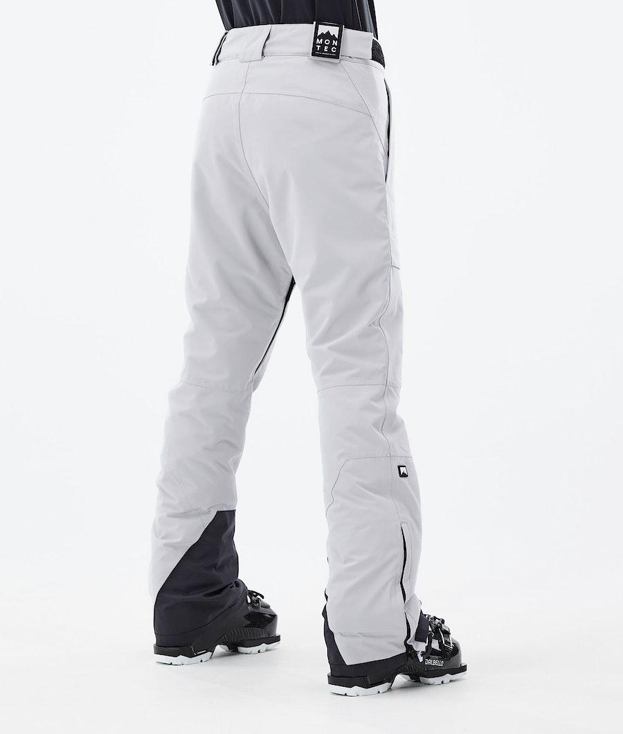 Montec Dune W Women's Ski Pants Light Grey