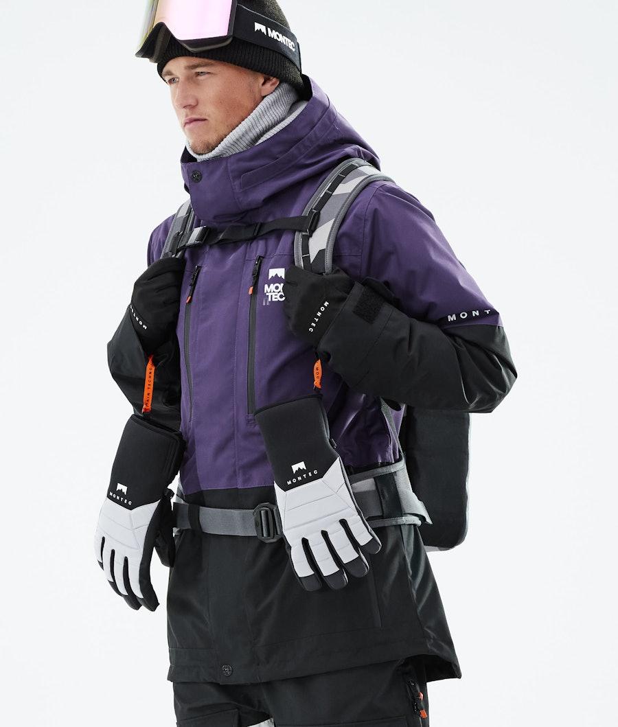 Montec Fawk Ski Jacket Purple/Black