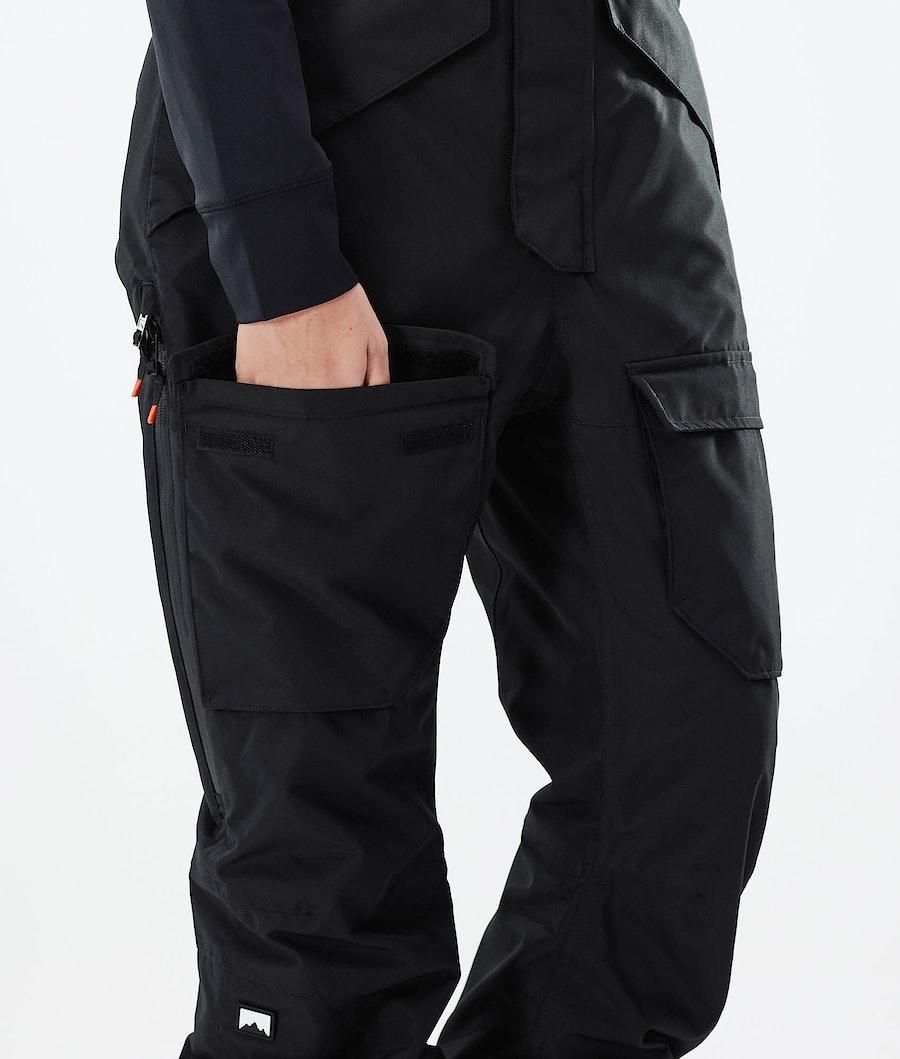 Montec Fawk W Women's Ski Pants Black