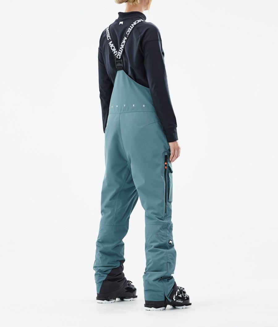 Montec Fawk W Women's Ski Pants Atlantic