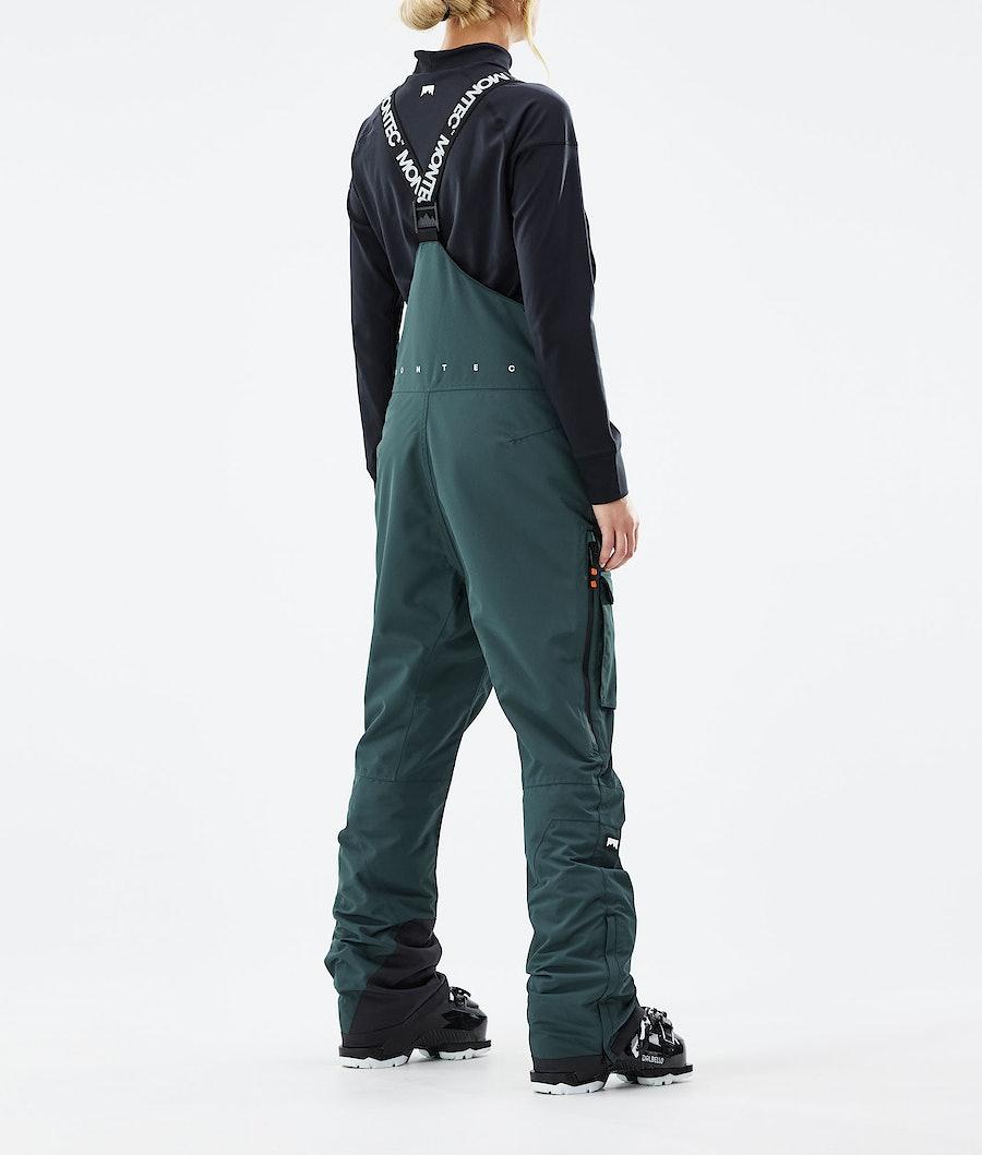 Montec Fawk W Women's Ski Pants Dark Atlantic