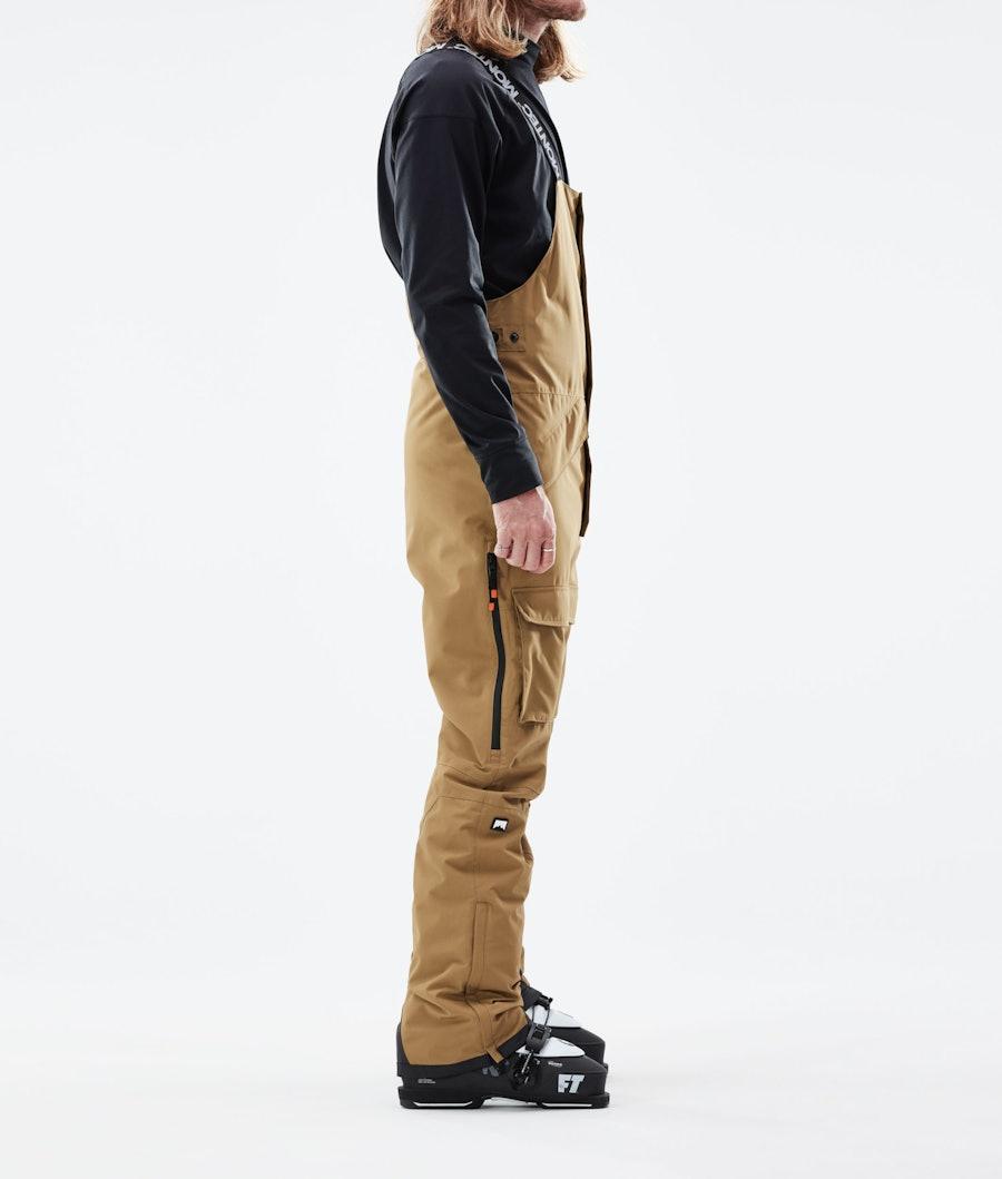 Montec Fawk Ski Pants Gold