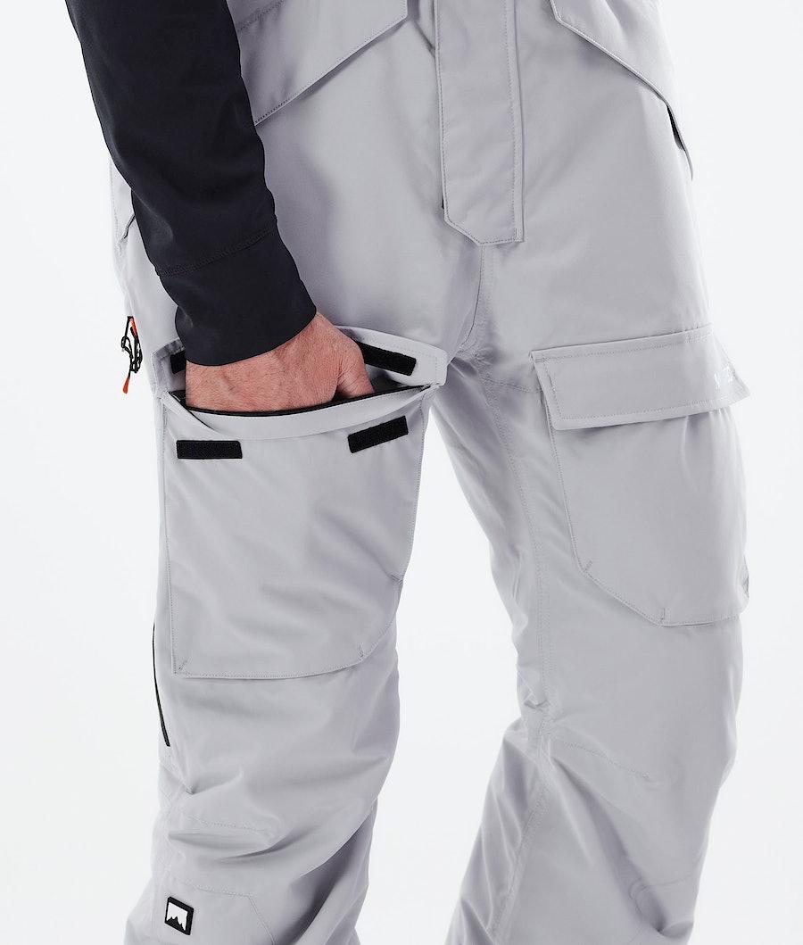 Montec Fawk Ski Pants Light Grey
