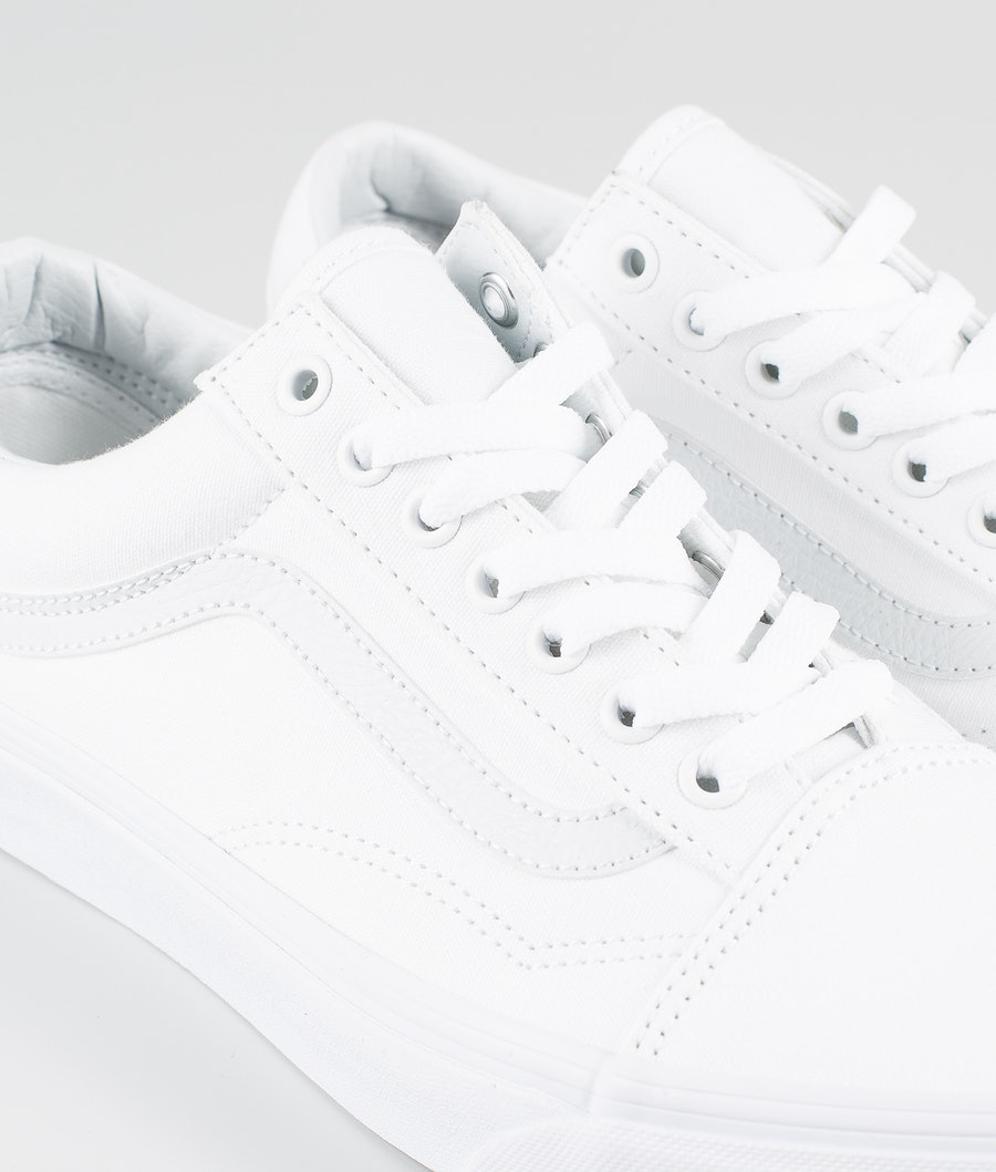 Vans Old Skool Schuhe True White
