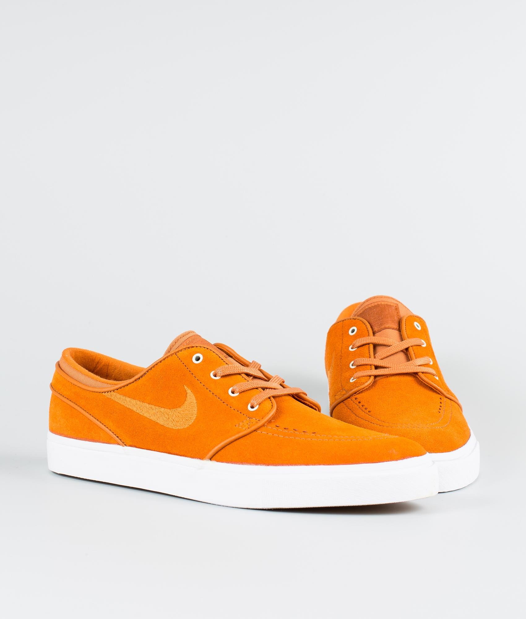 White Cinder Orangecinder Orange Nike Zoom Stefan Sko Janoski QthrdCs