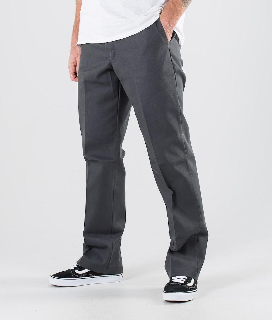 Dickies Original 874 Work Pant Broek Charcoal Grey