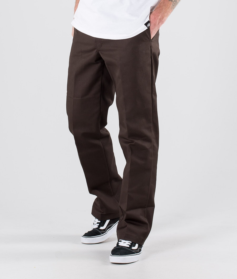 Dickies Original 874 Work Pant Pantalon Dark Brown