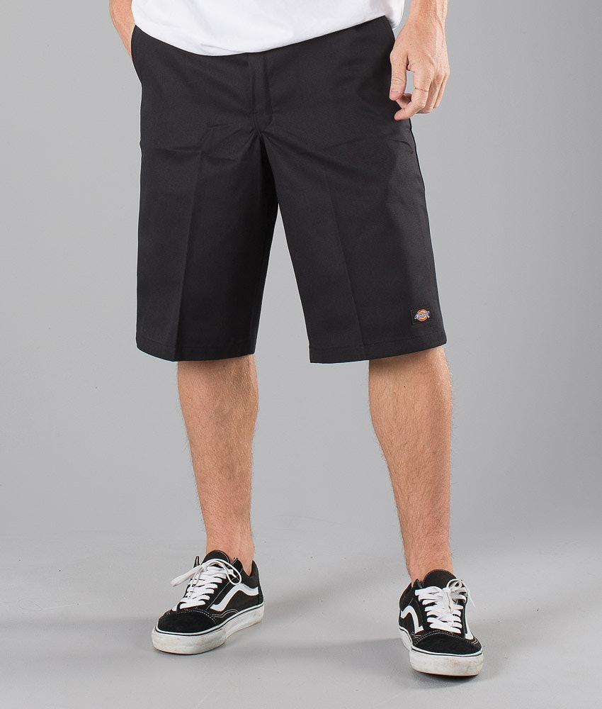"Dickies 13"" Multi-Pocket Work Short Short Black"