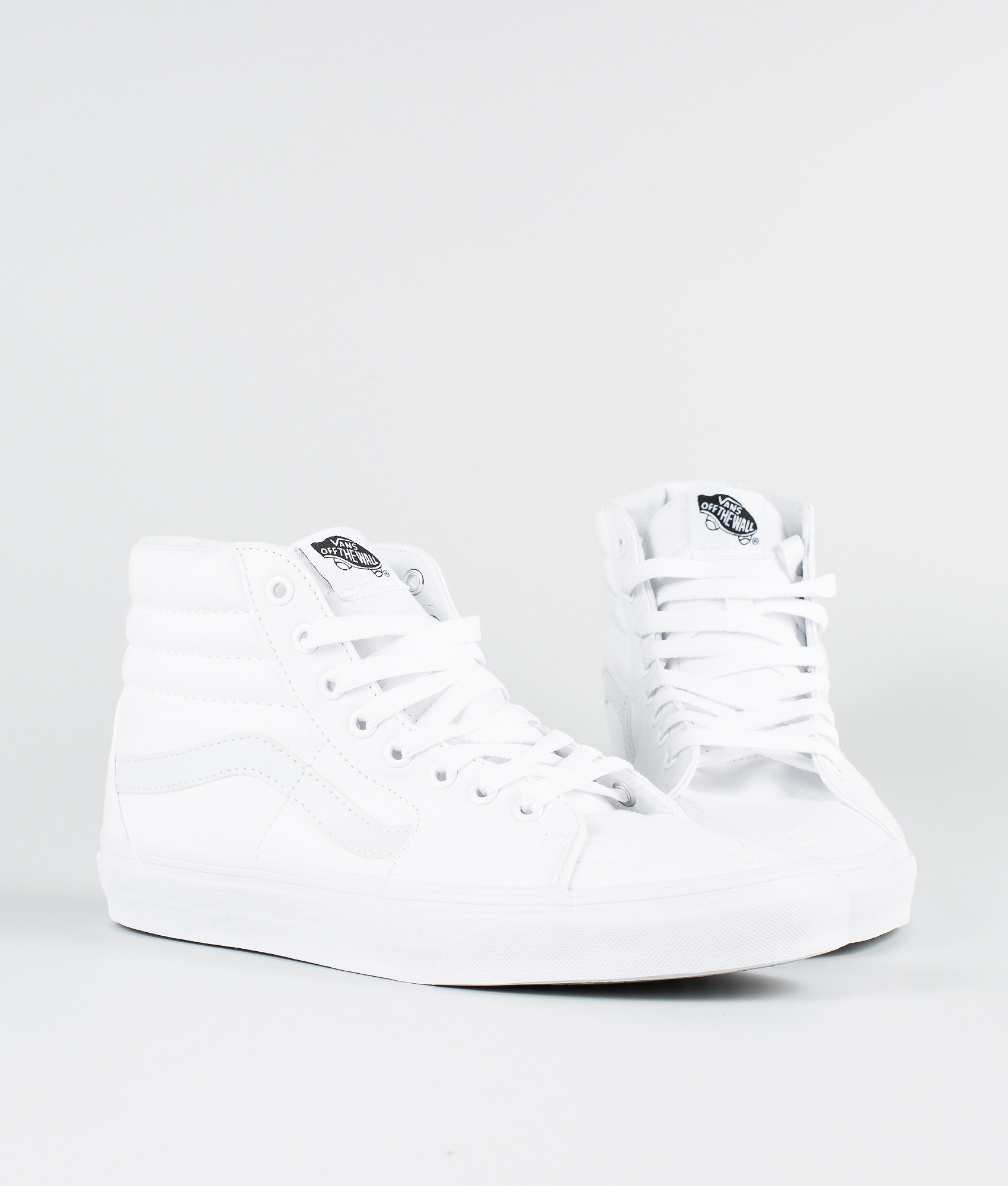 c3aee3d631 Vans Sk8-Hi Shoes True White - Ridestore.com