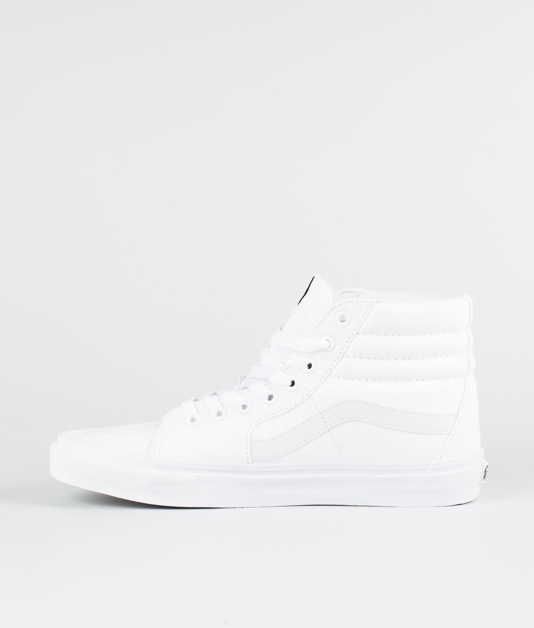 Schoenen White True Vans Sk8 Ridestore Hi Nl Ewci6iqn