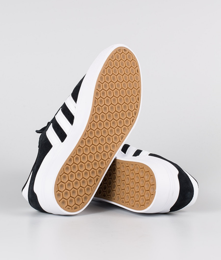 Adidas Skateboarding Busenitz Vulc II  Chaussures Core Black/Footwear White/Gum4
