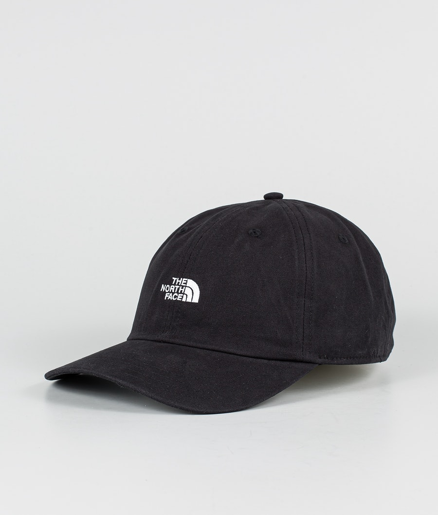 The North Face Washed Norm Hat Lippis Tnf Black