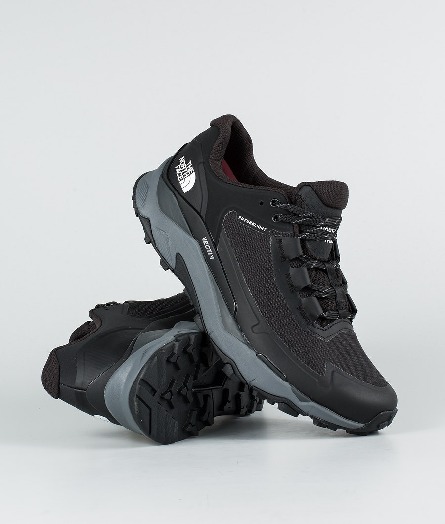The North Face Vectiv Exploris Futurelight Kengät Tnf Black/Zinc Grey