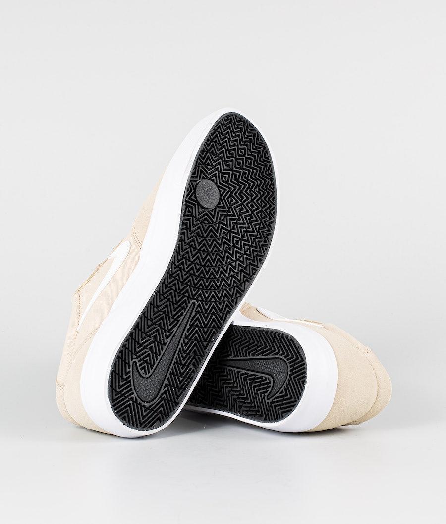 Nike SB Chron Solarsoft Skor Grain/White-Grain-White