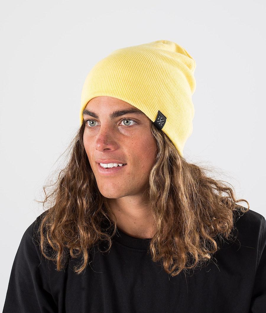 Dope Solitude Mütze Yellow
