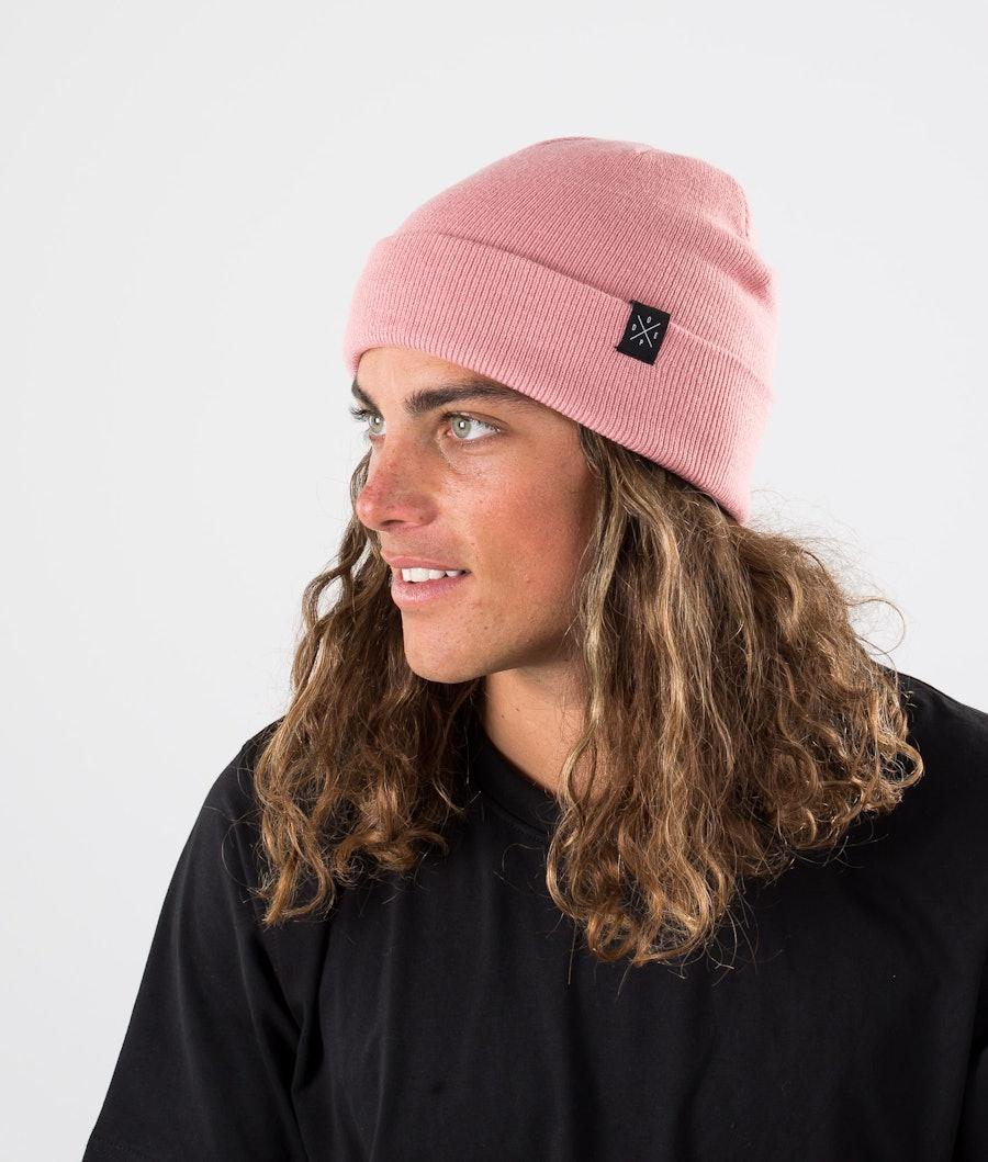 Dope Folded Solitude Beanie Pink