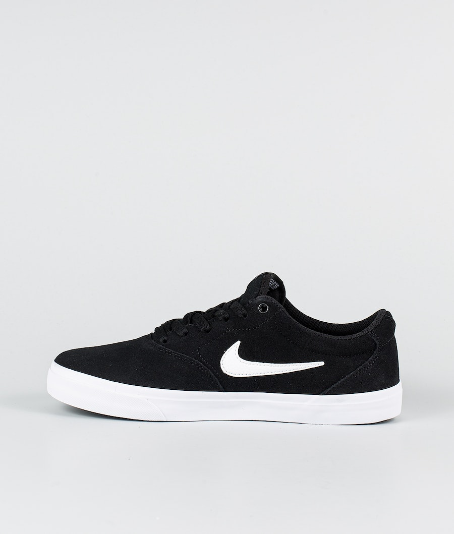 Nike SB Charge suede Chaussures Black/White-Black