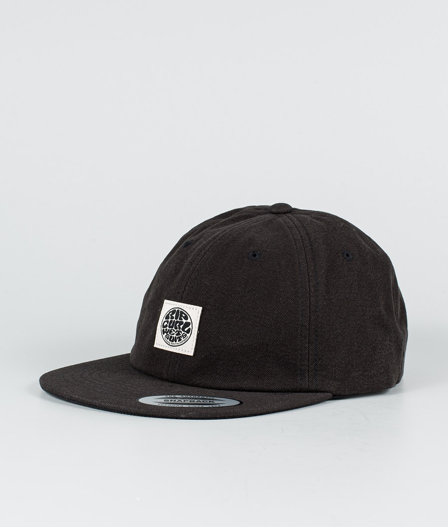 Rip Curl Wetty Adjust Cap Black