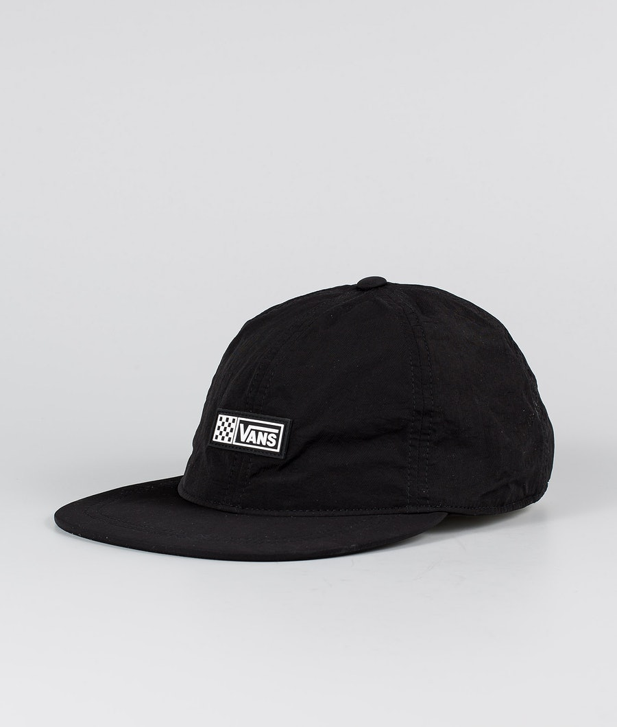 Vans Stow Away Hat Cap Black/Black