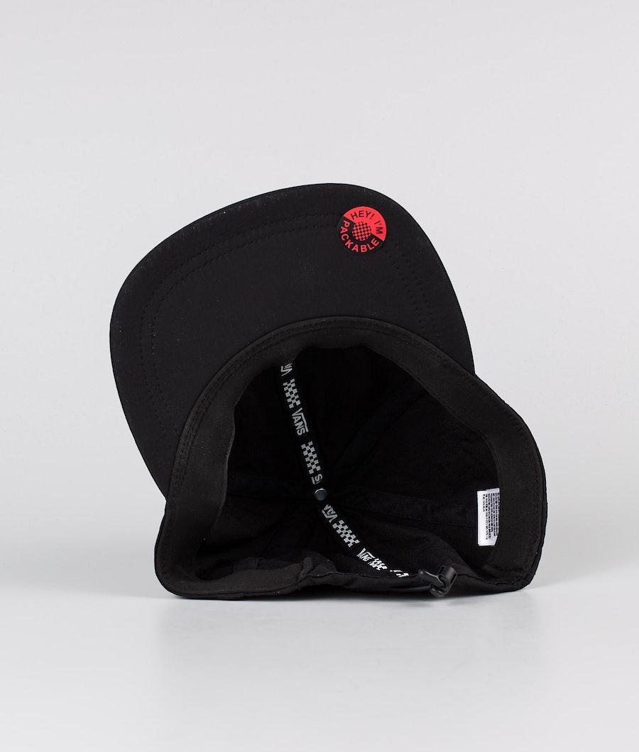 Vans Stow Away Hat Women's Cap Black/Black