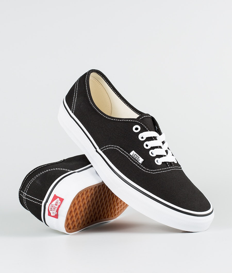 Vans Authentic Skor Black