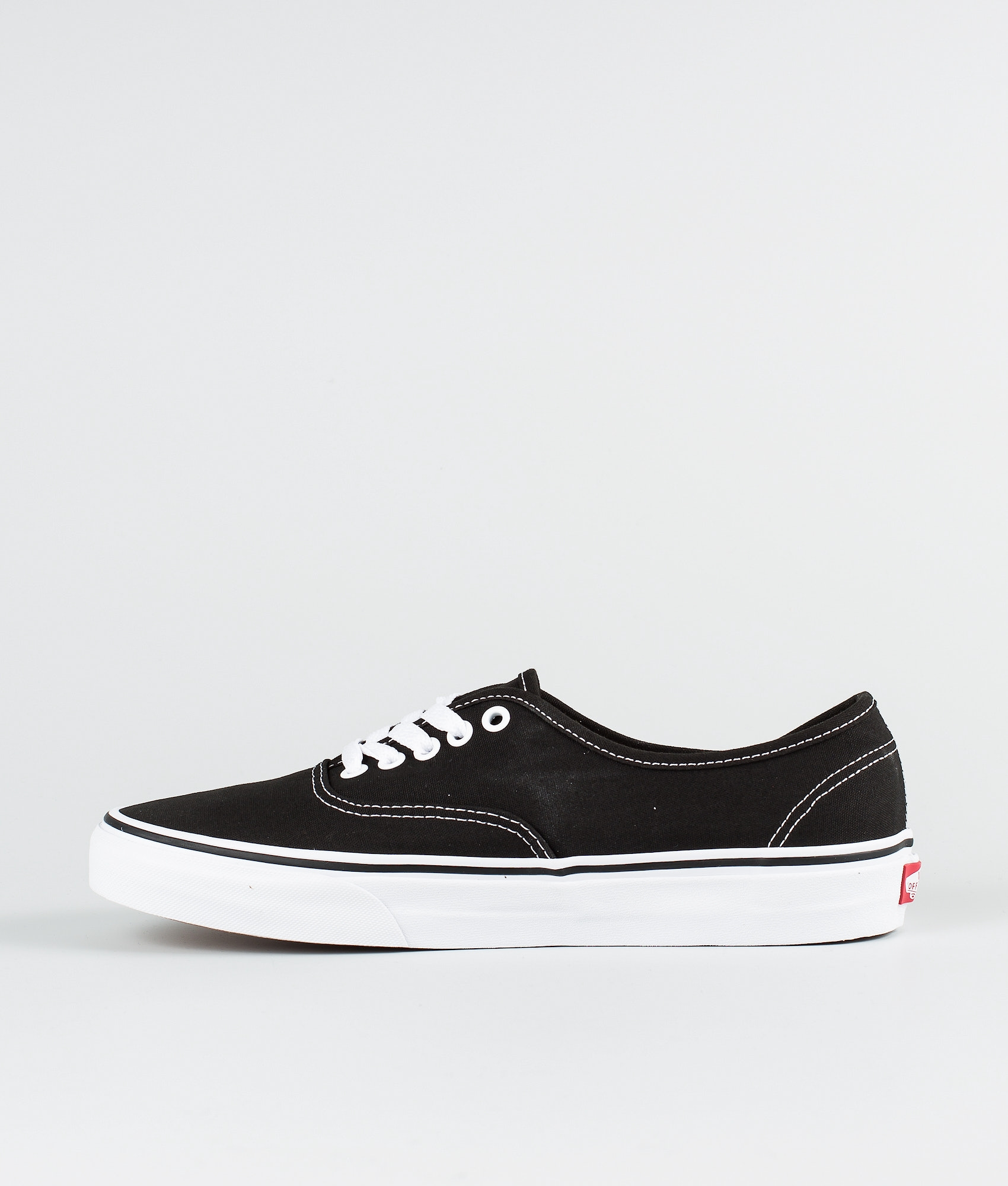 55c2abd171 Vans Authentic Shoes Black - Ridestore.com