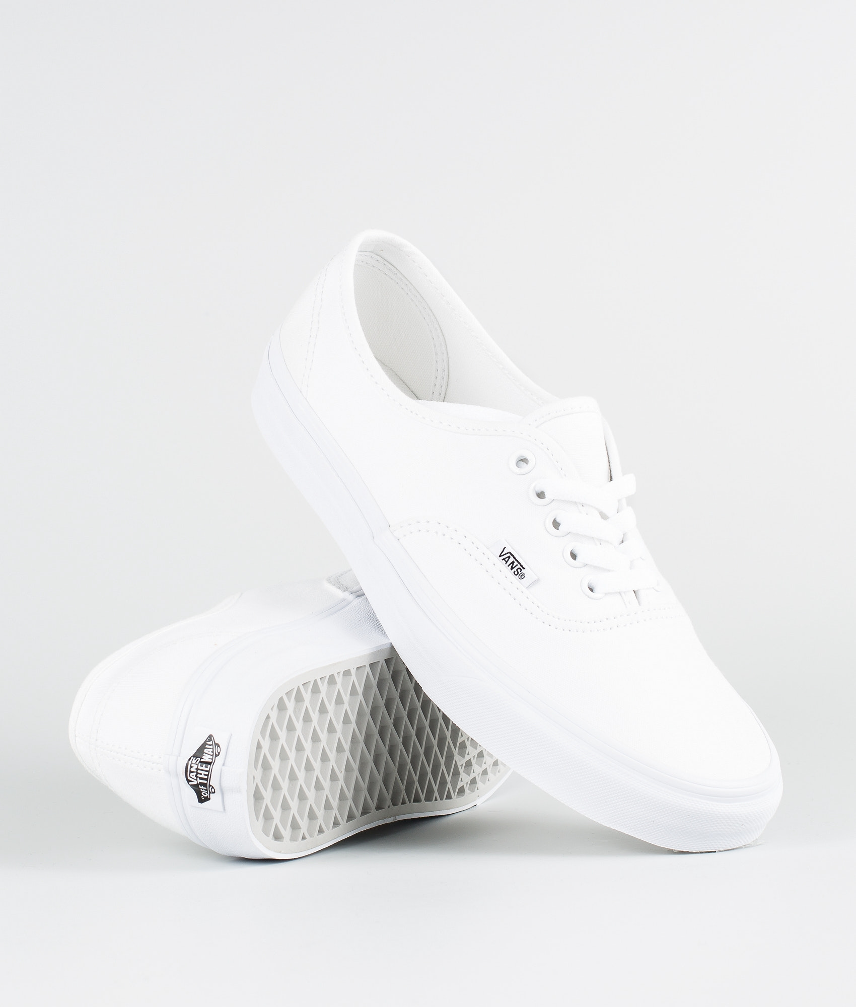 9f7e5fe418 Vans Authentic Shoes True White - Ridestore.com