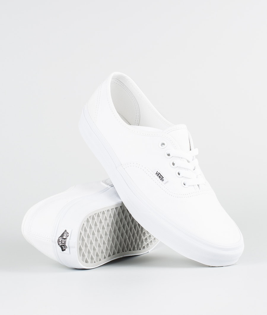 Vans Authentic Schoenen True White