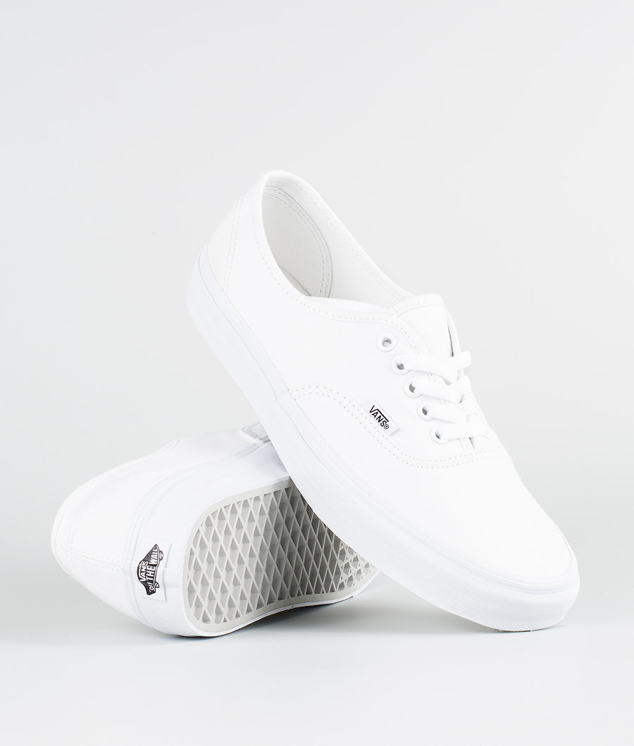 Vans Authentic Skor True White