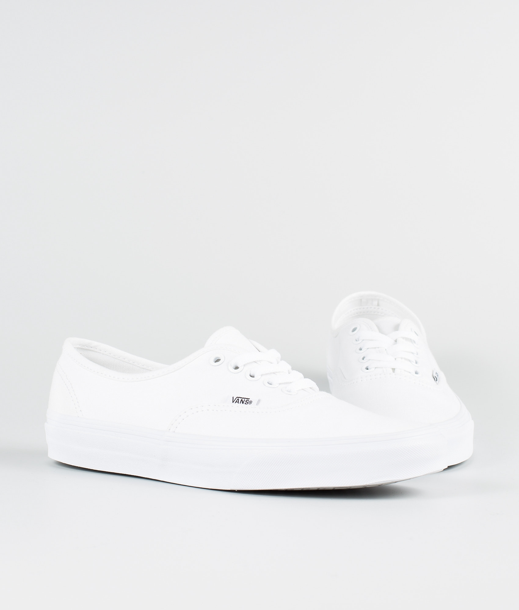 f5a37f05d24f8f Vans Authentic Shoes True White - Ridestore.com
