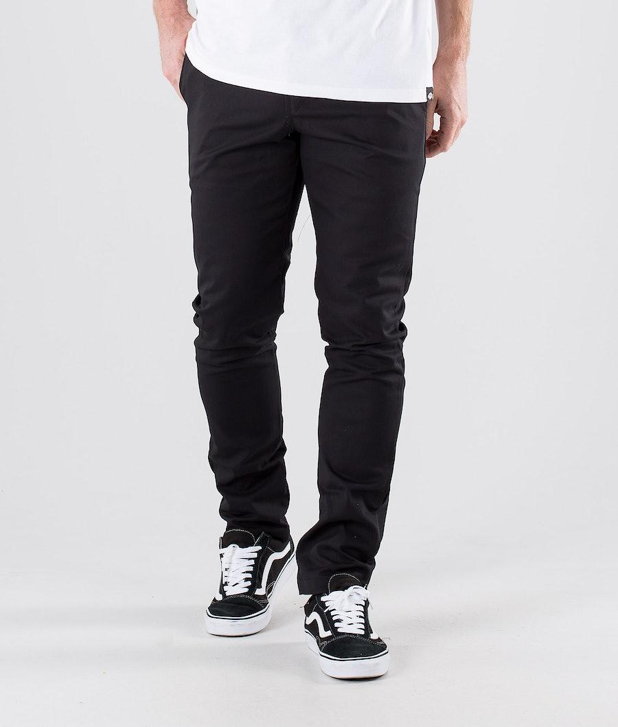 Dickies Slim Skinny Pant Broek Black